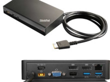 Lenovo ThinkPad OneLink Dock 40A4 Docking Station with power supply