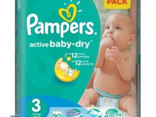Pampers Giant за износ